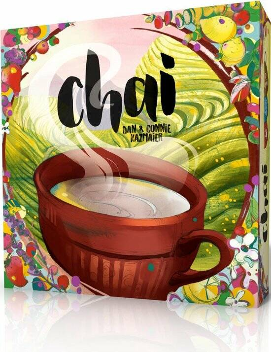 Chai (Deluxe, Engels)