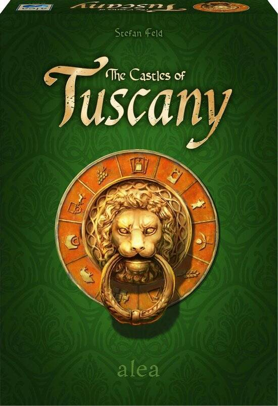 The Castles of Tuscany (Engels)