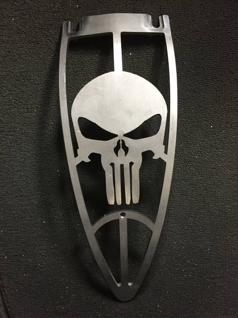 Punisher skull special Made for olly