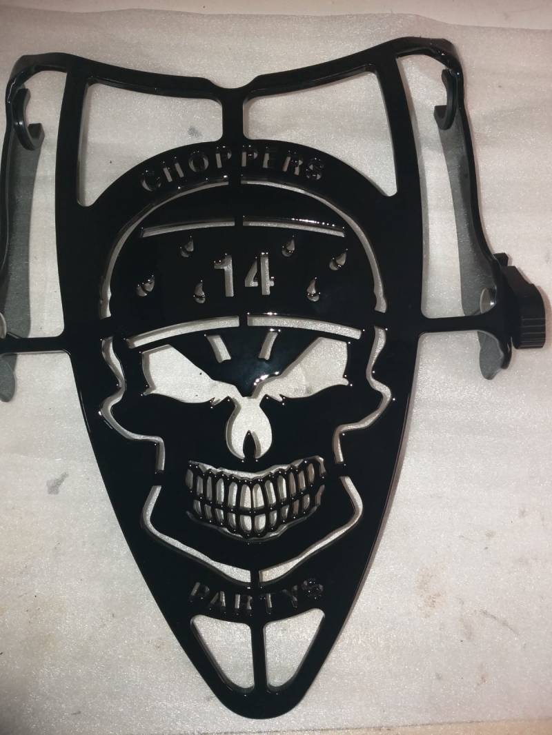 For Dirk choppers n party's fenderguard