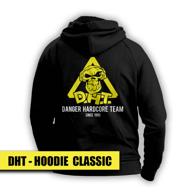 DHT - Hoodie Classic