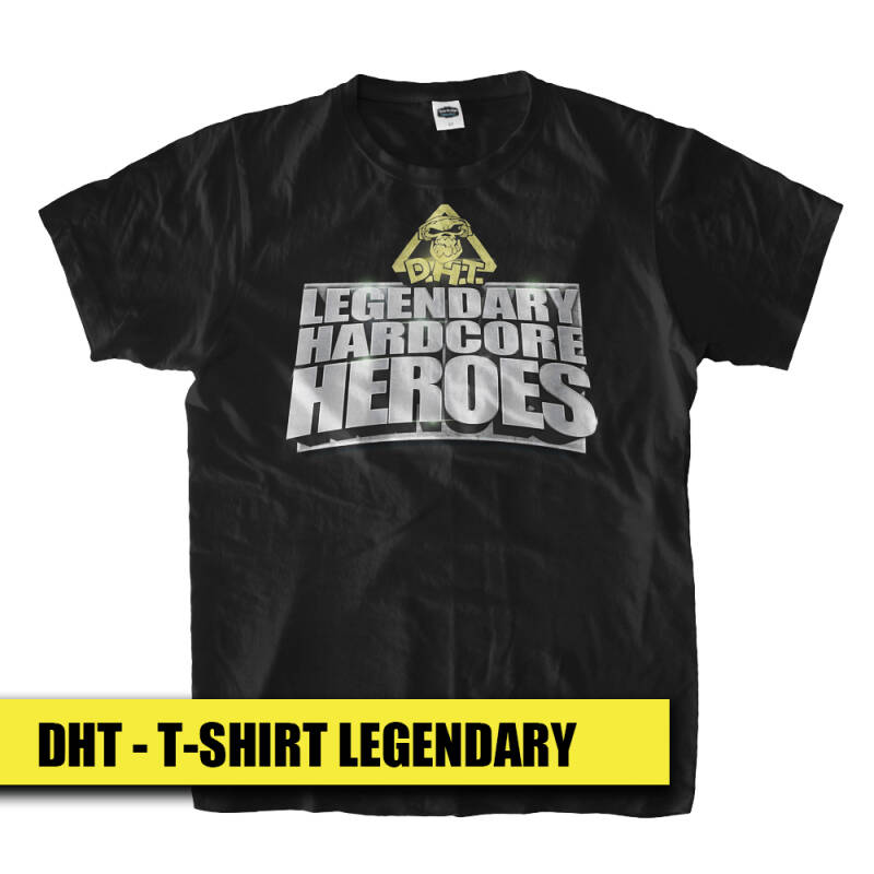 DHT - T-Shirt 'Legendary'