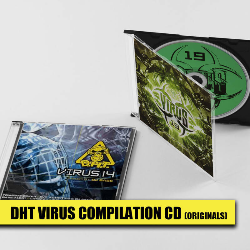 DHT Virus Compilation CD