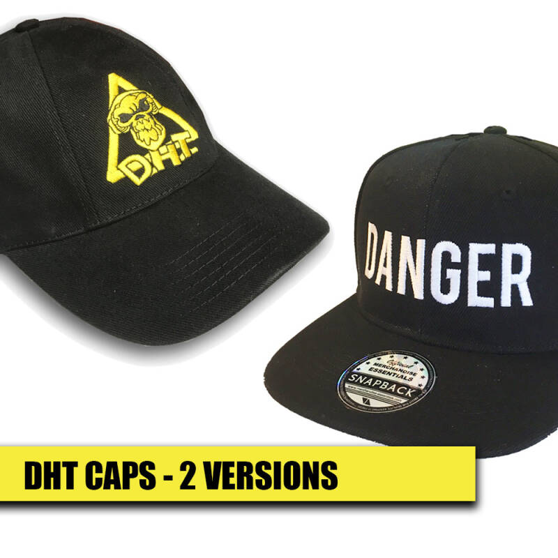 DHT Cap (2 versions)