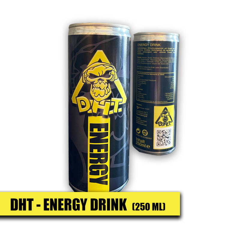 DHT - Energy Drink