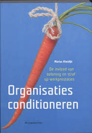 Boek Organisaties Conditioneren