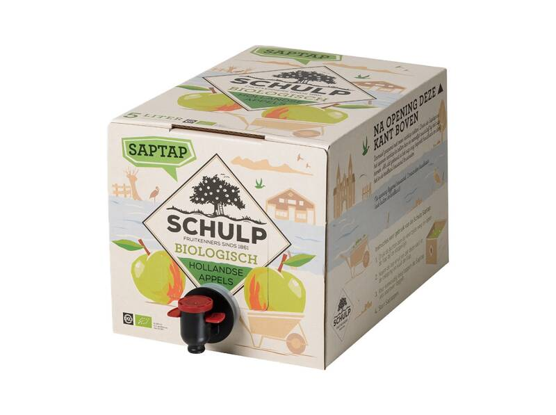 Schulpsap tap