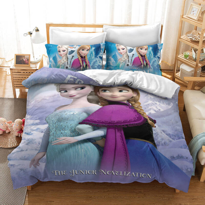Frozen Disney Beddengoed Collectie, Met Kussensloop!