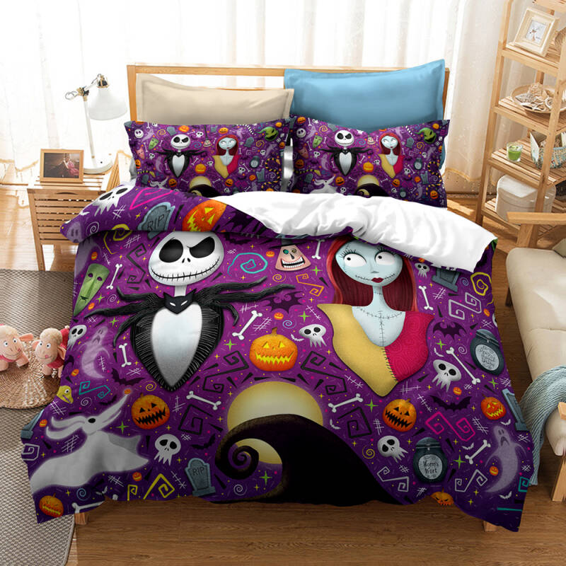 Nightmare Before Christmas Collectie Beddengoed, Met Kussensloop!