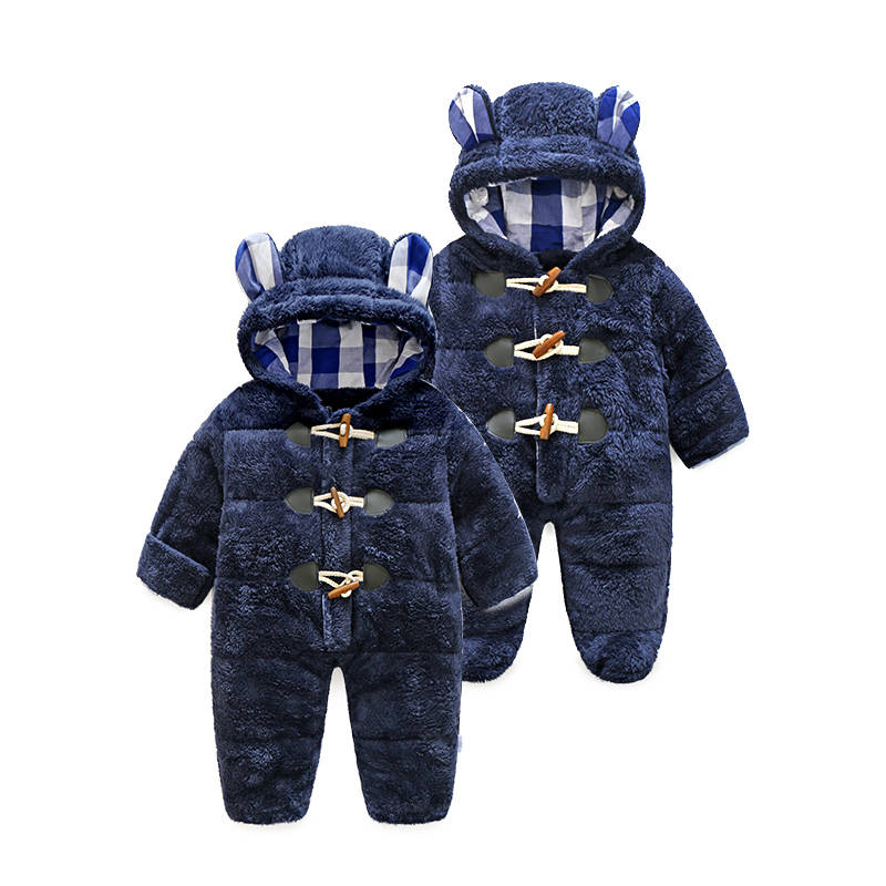 Warme winter Baby pakje