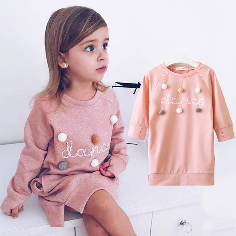 Kids warme Fashion blouse