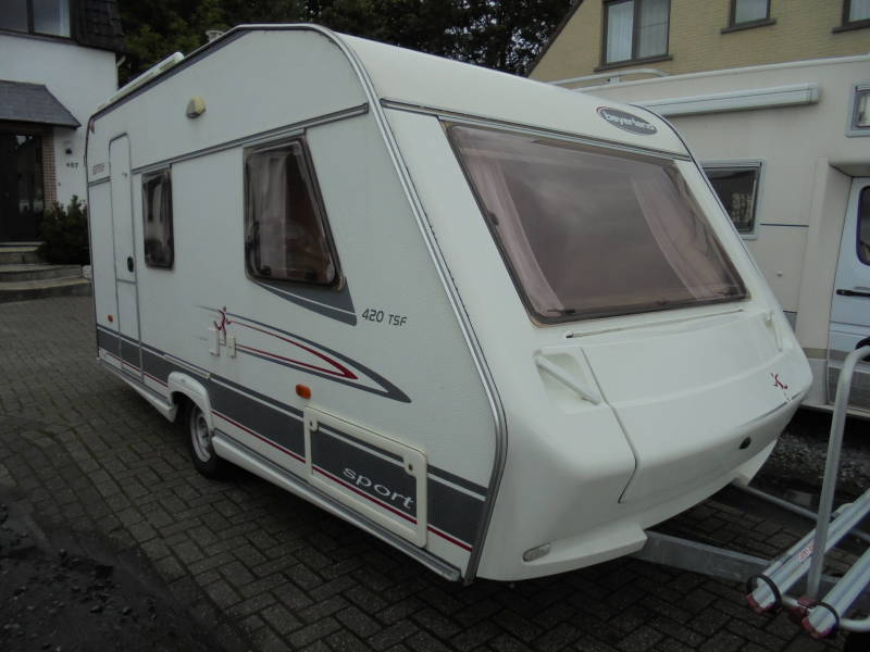 Chateau Beyerland Sprinter Sport 420 TSF, 11/2006, IN OPTIE