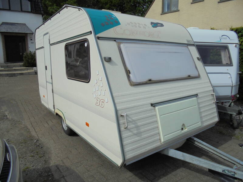 Home-Car Confort 36, 1993, 4 bedden