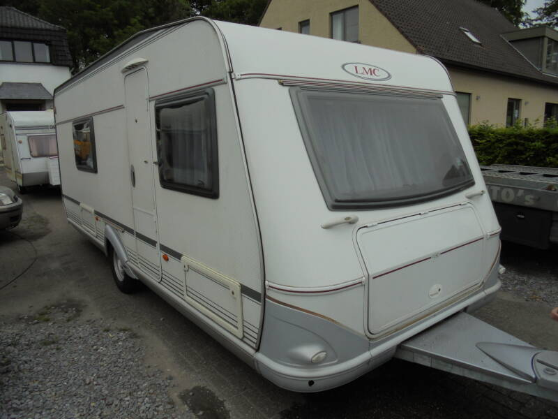 LMC Munsterland 520 HTE CR33,2/2007, 4 bedden,mover