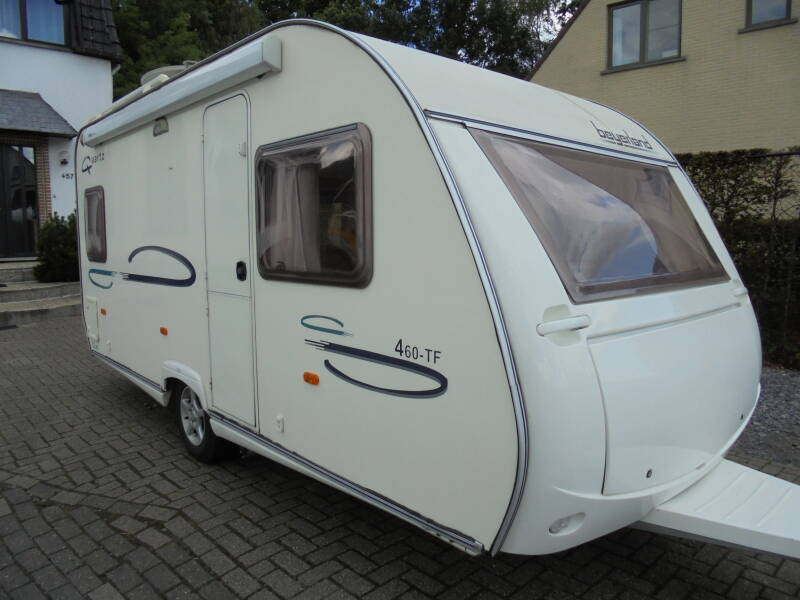 Chateau Beyerland Quartz 460-TF, 3/2003,4 pers,Mover/IN OPTIE/
