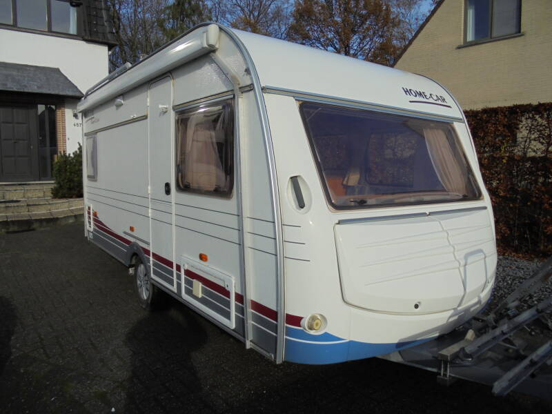 Chateau Home-Car Racer 45 Spirit,7/2006,4 pers, airco, mover
