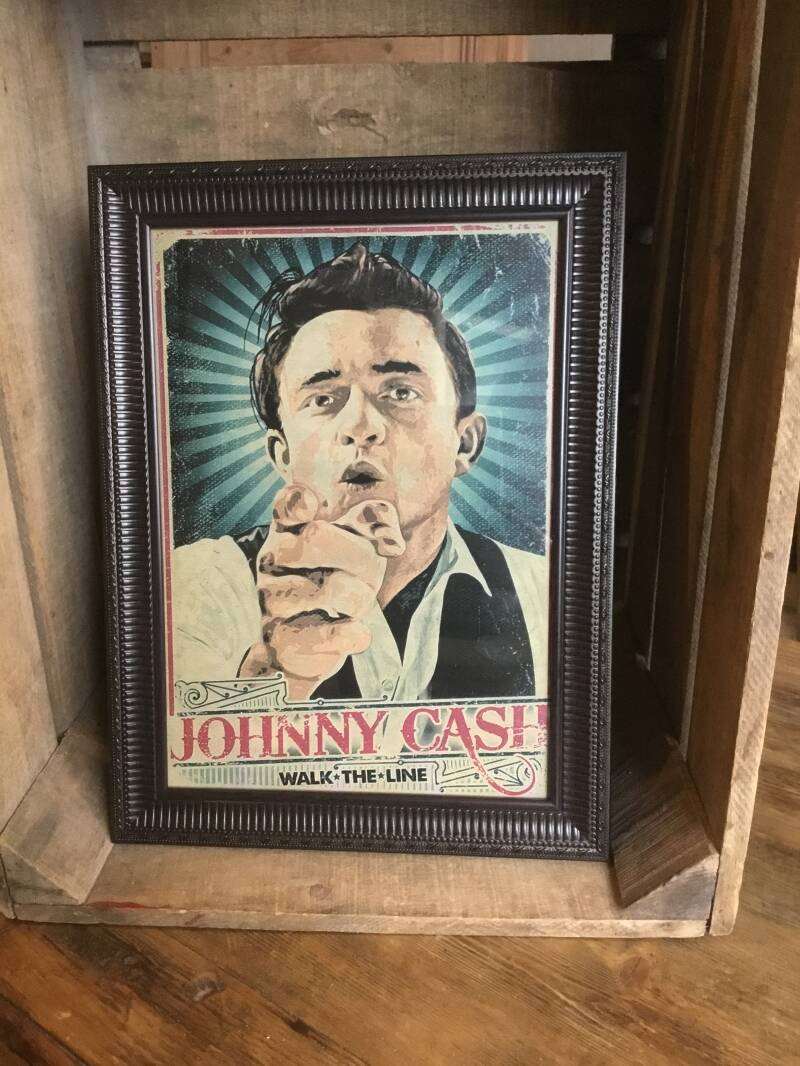 Kader Johnny Cash