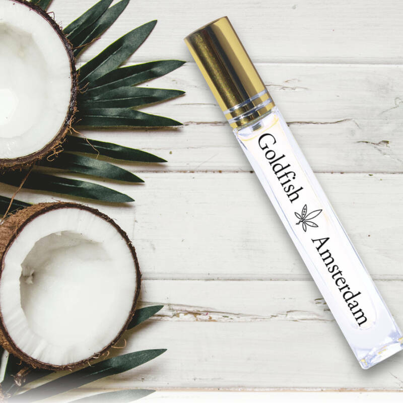 5% CBD with MCT Oil   coconut
