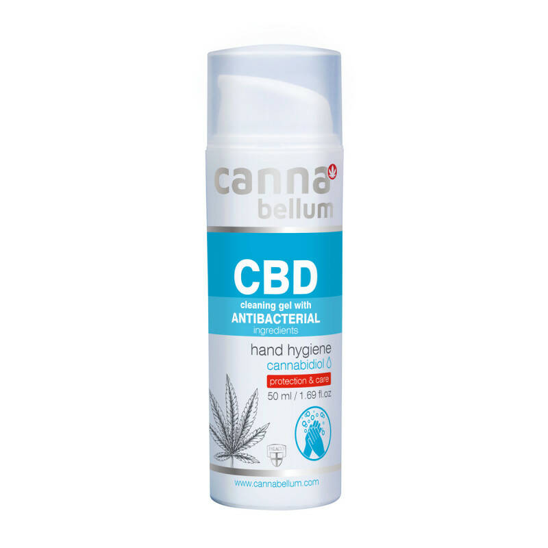 CBD Cleansing gel 50 ml + CBD Cleansing gel 50 ml FOR FREE