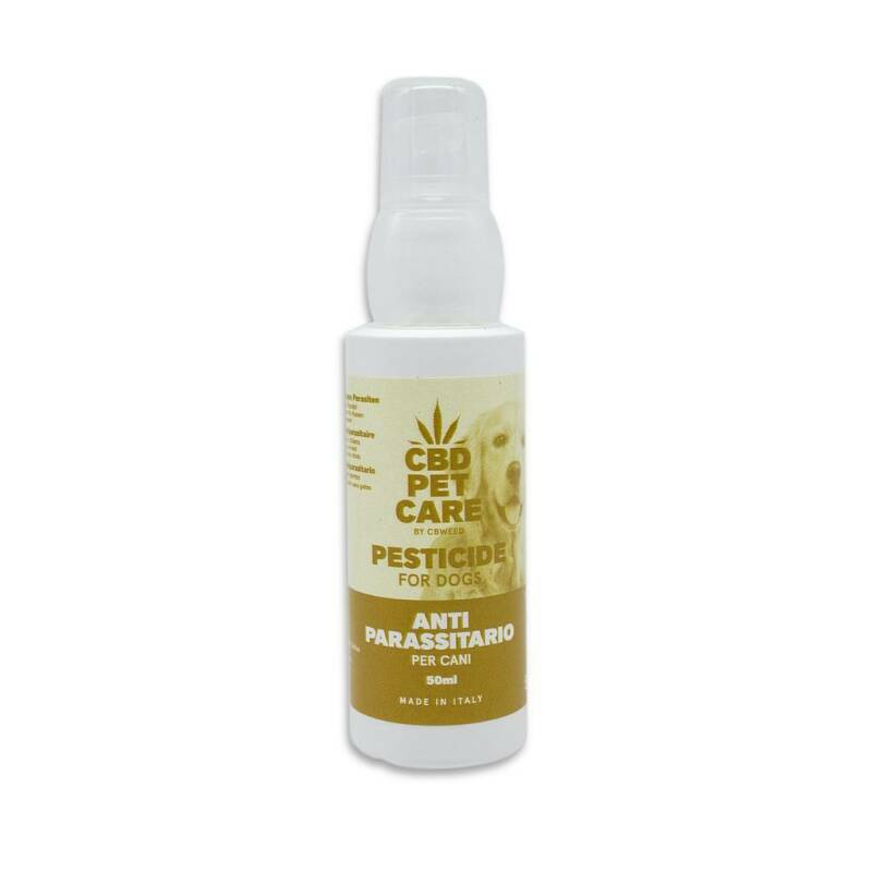 Antiparasitic spray with Nim oil for dogs 50ml