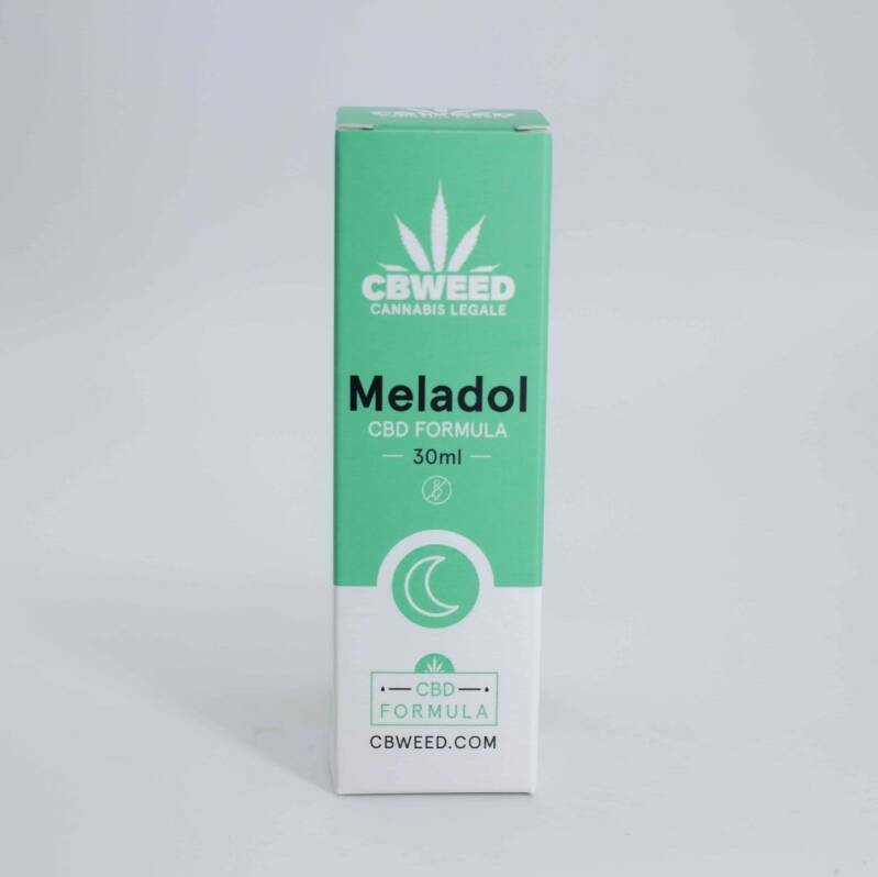 Meladol Sleep Regulator 30ml
