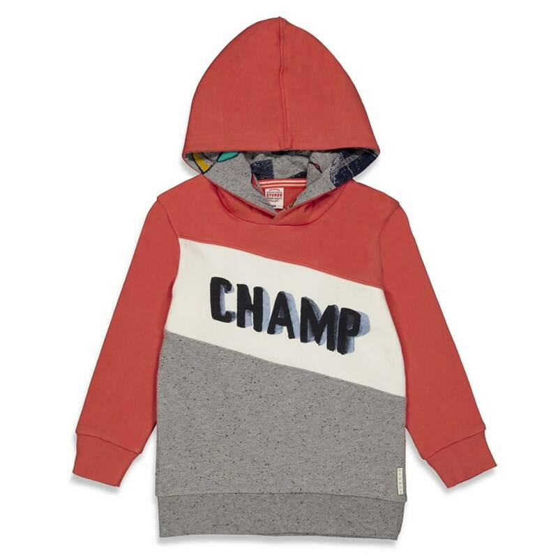 Sturdy - Press and Play - Hoody Champ