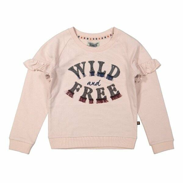 DJ Dutchjeans - Sweater Wild and Free