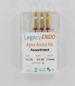 103889 LegacyENDO Apex Access Kit 25 mm (3st.)
