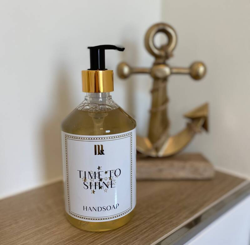 ME&MATS HANDSOAP - TIME TO SHINE