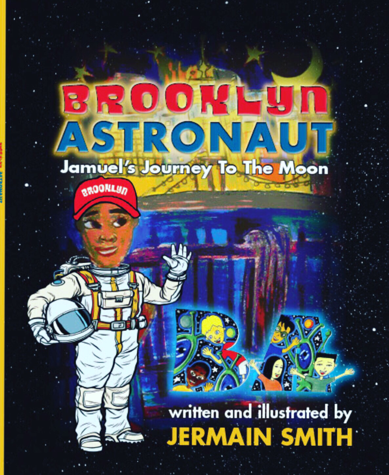 E-Book Brooklyn Astronaut: Jamuel's Journey To The Moon
