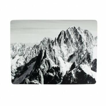Luxe placemats Mont Blanc 4*