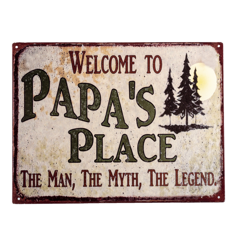 Welcome to papa's place