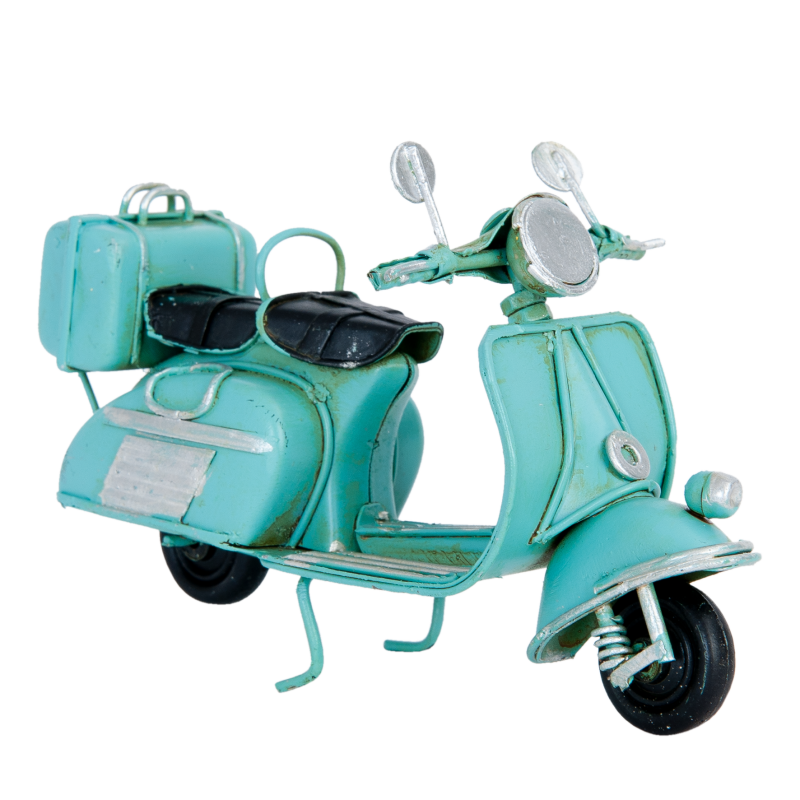 Model scooter