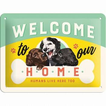 Welcome to our home honden.