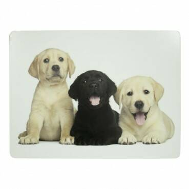 Luxe Placemats labradors 4*