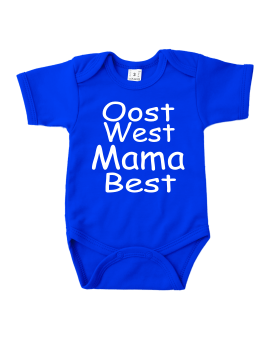 Oost west mama best romper