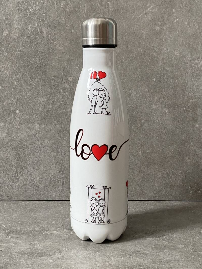YOURS 'Liefde is…' thermos petfles