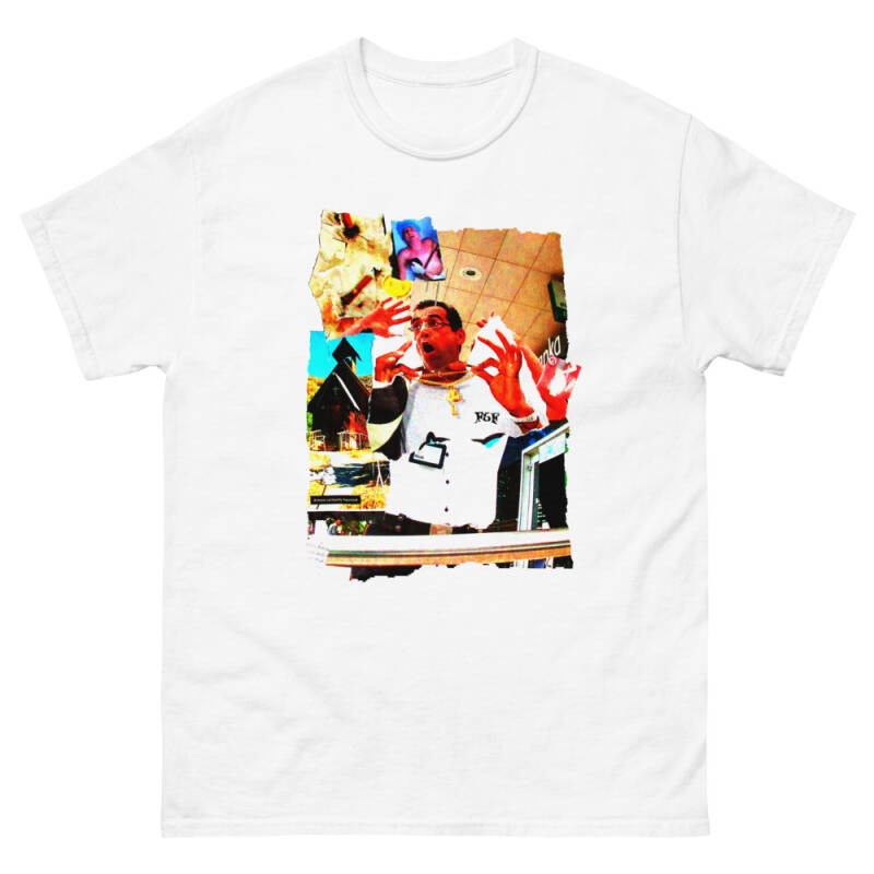 COLLAGE TEE V2