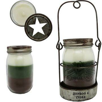 3 Layer Star Jars