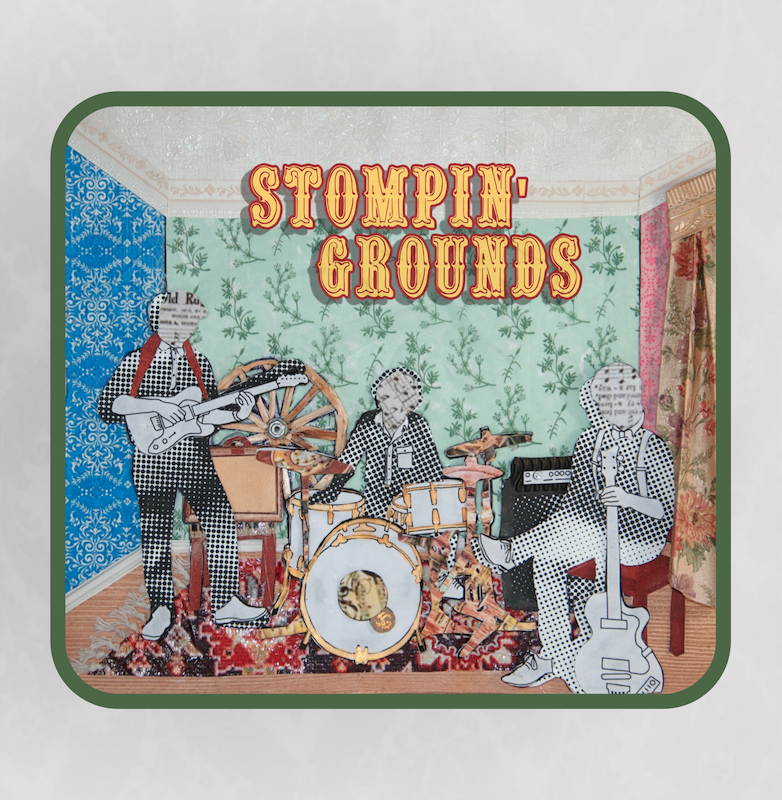 "Stompin' Grounds Debut EP (10"" Vinyl)"