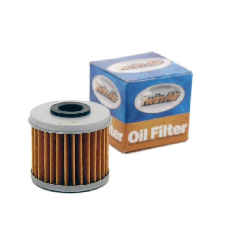 Twin air oliefilter honda