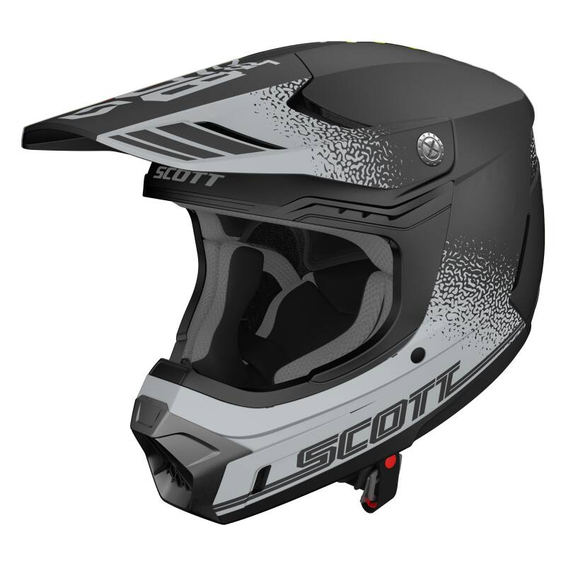 Scott 350 helm grey black