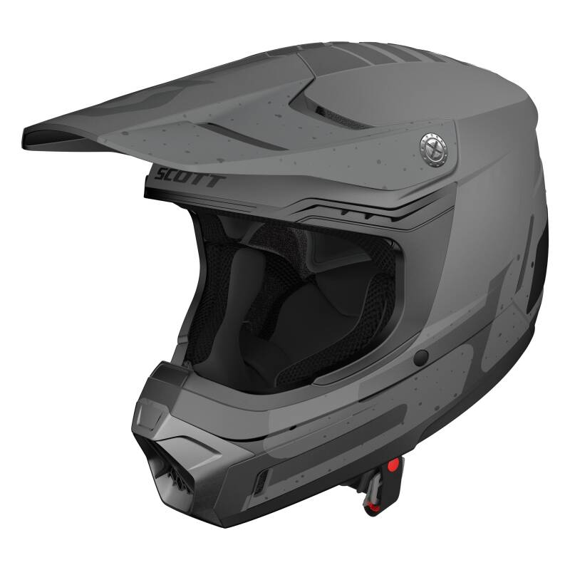 Scott 350 helm dark grey