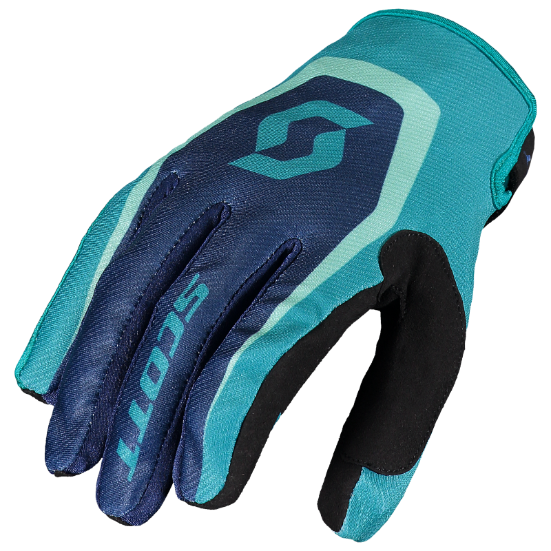 Scott 350 handschoen blue