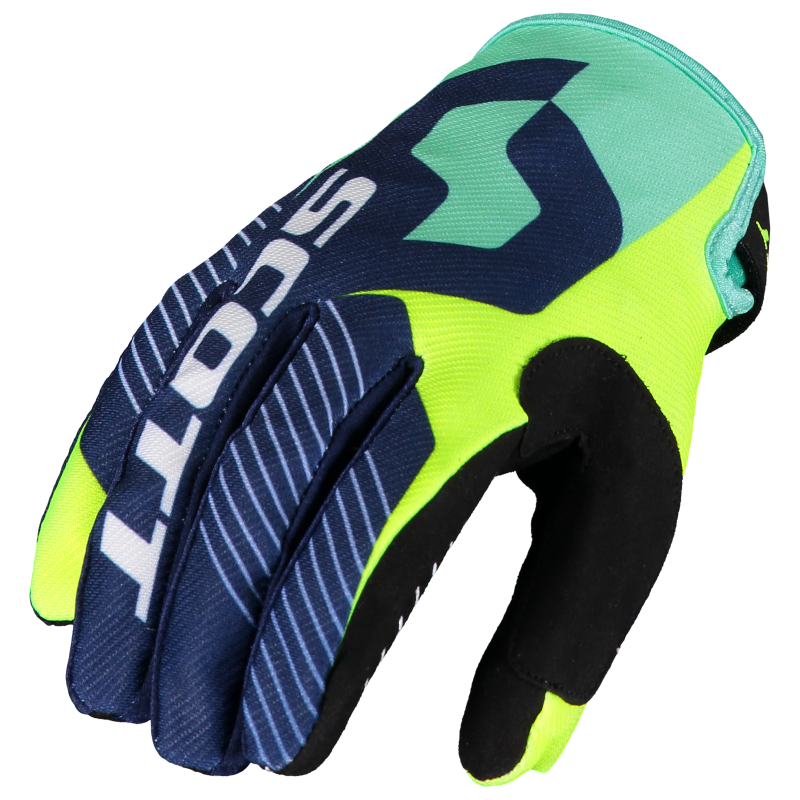 Scott 350 handschoen black blue