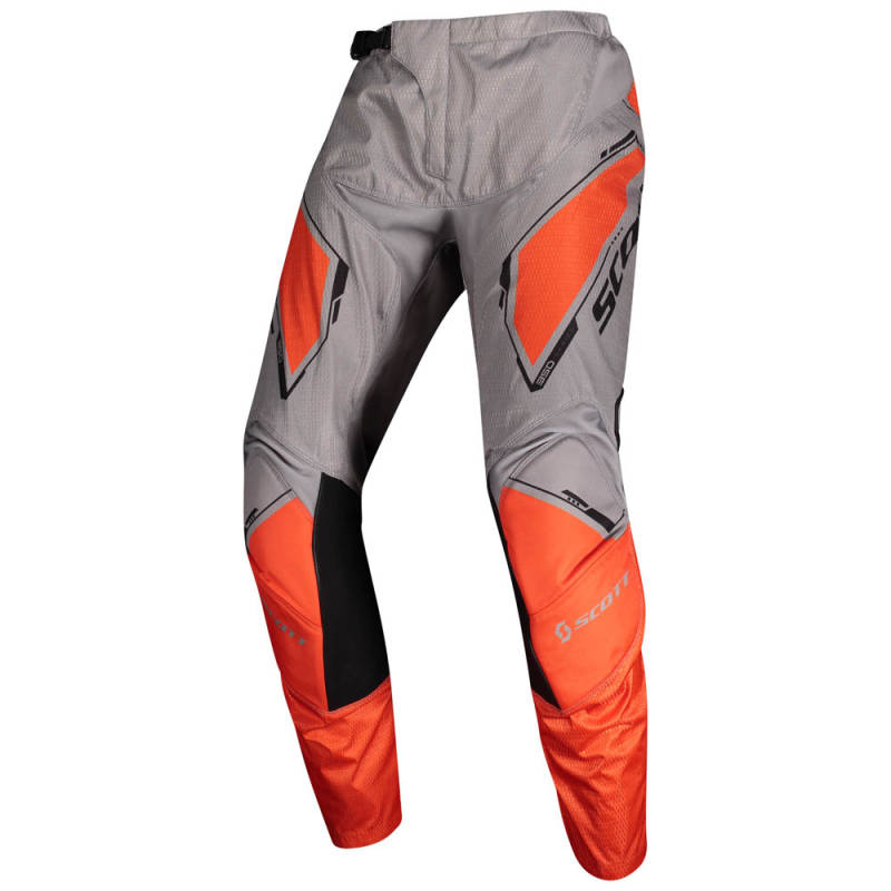 Scott 350 Dirt Crossbroek 2020 Grijs/Oranje