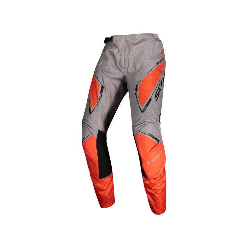 Scott 350 Dirt Kids Crossbroek 2020 Grijs/Oranje