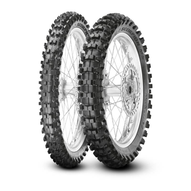Pirelli Scorpion MX32 MidSoft