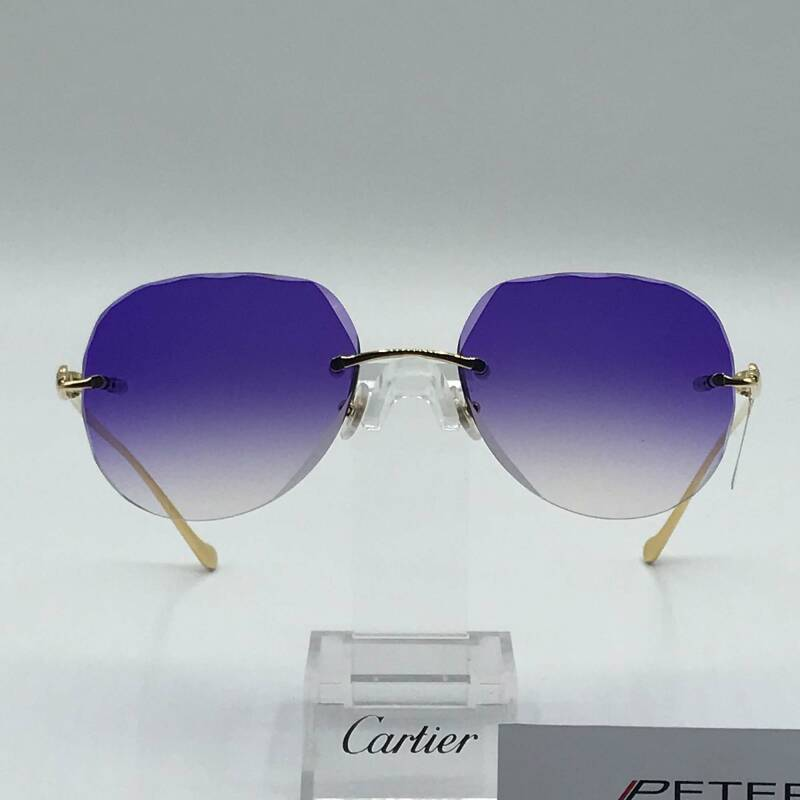 Cartier Panthere Purple