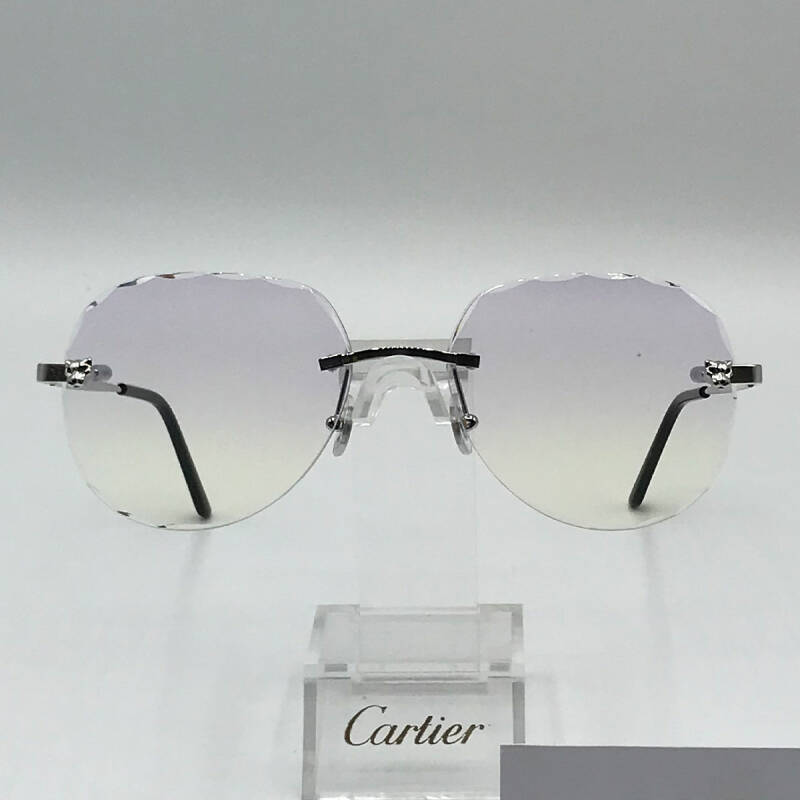 Cartier Panthere Diamond Cut Custom Degradé